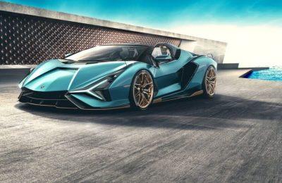 Alle Lamborghini's worden komende jaren elektrisch